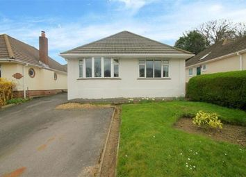 Thumbnail 3 bedroom detached bungalow to rent in Hamble Road, Poole