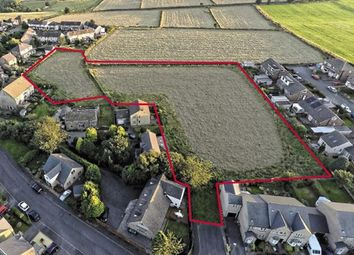 Thumbnail Land for sale in Land At, Hollyfield Avenue, Quarmby, Huddersfield