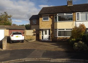 Thumbnail 4 bed semi-detached house for sale in Albany Gardens, Little Sutton, Ellesmere Port
