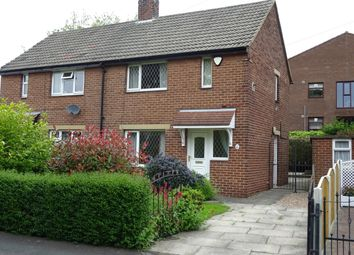 Thumbnail 2 bed semi-detached house to rent in Golden Square, Horbury, Wakefield