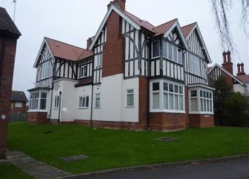 Thumbnail 2 bed flat to rent in The Rookery, Flat 3, Mill Road, Cleethorpes
