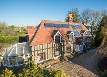 Thumbnail 4 bed detached house for sale in Preston, Nr Canterbury