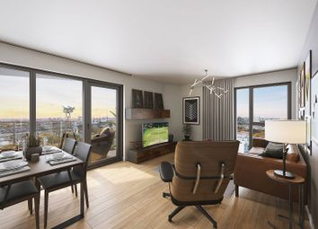 Thumbnail 1 bed flat for sale in Starling Court, Deptford