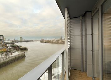 Thumbnail 2 bed flat for sale in Admirals Tower, 8 Dowells Street, London