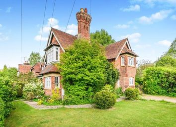 Thumbnail 3 bed semi-detached house for sale in Norfolk Cottages, The Street, Bury, Pulborough