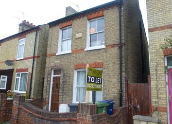Thumbnail 3 bed terraced house to rent in Union Lane, Chesterton, Cambridge