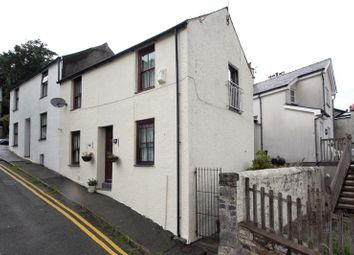 Thumbnail 2 bedroom semi-detached house for sale in Garth Hill, Bangor, Gwynedd