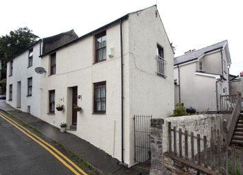 Thumbnail 2 bed semi-detached house for sale in Garth Hill, Bangor, Gwynedd