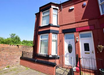 Thumbnail 3 bed terraced house for sale in Asquith Avenue, Birkenhead, Merseyside