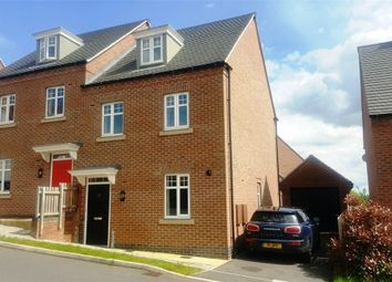 Thumbnail 3 bed semi-detached house to rent in Woodruff Close, Coton Park, Warwickshire