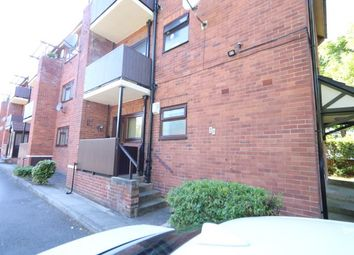 Thumbnail 2 bed flat to rent in Northumberland Crescent, Old Trafford