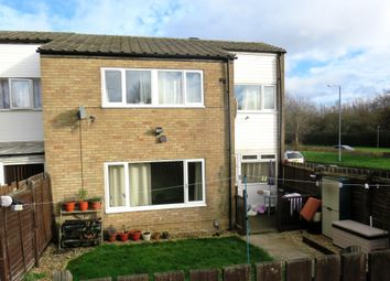 Thumbnail 3 bed end terrace house for sale in Dorking Walk, Corby