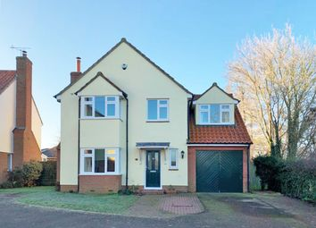 Thumbnail 4 bed detached house for sale in Collingwood Fields, East Bergholt, Colchester