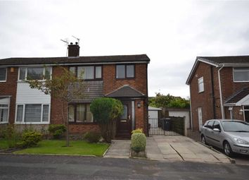 Thumbnail 3 bedroom semi-detached house for sale in Salisbury Road, Manchester