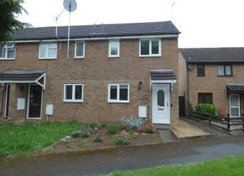 Thumbnail 1 bed terraced house to rent in Holmfirth Close, Belmont, Hereford