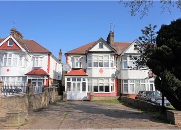 Thumbnail 3 bed semi-detached house for sale in Ridge Avenue, London