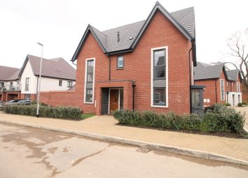 Thumbnail 4 bed detached house for sale in Croxden Way, Daventry