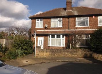 3 bed semi-detached house for sale in Princess Avenue, Beeston, Nottingham, Nottinghamshire NG9