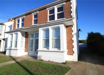 Thumbnail 3 bed flat to rent in Wellesley Road, Clacton-On-Sea, Essex