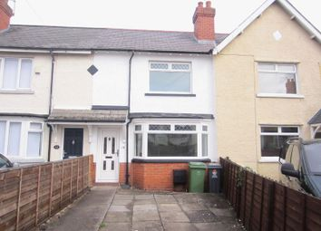 Thumbnail 2 bed terraced house to rent in Talybont Road, Ely, Cardiff