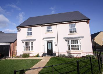 Thumbnail 5 bed detached house for sale in Lyndon Morgan Way, Leonard Stanley