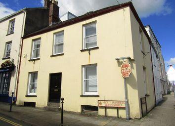 End terrace house for sale in Queen Street, Carmarthen, Carmarthenshire. SA31