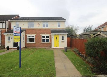 Thumbnail 3 bed semi-detached house for sale in Gladden Hey Drive, Winstanley, Wigan