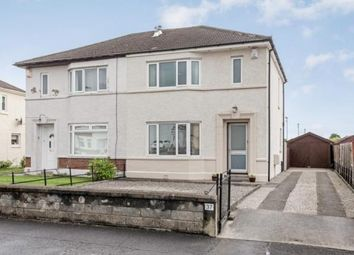 Thumbnail 3 bed semi-detached house for sale in Bathgo Avenue, Paisley, Renfrewshire
