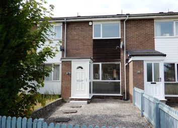 Thumbnail 2 bed terraced house for sale in Longholme Road, Carlisle