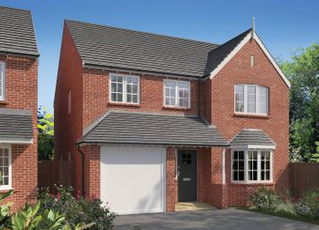 Thumbnail 4 bed property for sale in Ivy Lane, Bevere, Worcester