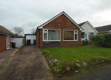 Thumbnail 2 bed bungalow for sale in Mill Crescent, Kingsbury, Tamworth, Warwickshire