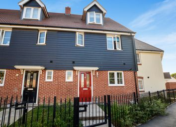 Thumbnail 4 bed terraced house for sale in Ryeland Way, Kingsnorth, Ashford