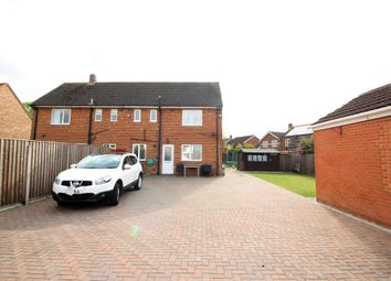 Thumbnail 3 bed semi-detached house for sale in Carnaby Close, Leconfield, Beverley