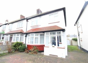 Thumbnail 3 bed semi-detached house to rent in Sandringham Road, Southend On Sea, Essex