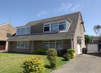 Thumbnail 4 bed semi-detached house to rent in Royston Avenue, Eastleigh