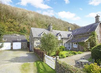 Thumbnail 6 bed detached house for sale in Bronclydwr, Rhoslefain, Tywyn, Gwynydd