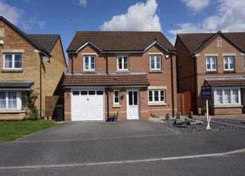 Thumbnail 4 bedroom detached house for sale in Pippin Gardens, Alvaston