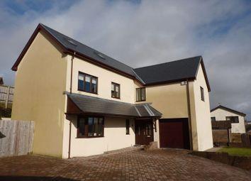 Thumbnail 4 bed detached house to rent in Hillside, Hillside Green, Cefn Glas, Bridgend