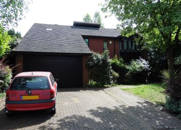 Thumbnail 4 bedroom detached house to rent in Shenley Pavilions, Chalkdell Drive, Shenley Wood, Milton Keynes