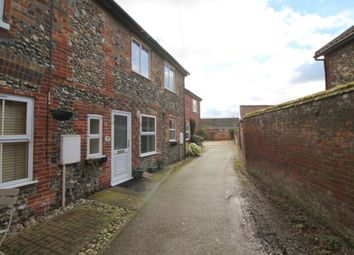 Thumbnail 2 bed cottage for sale in Connaught Road, Attleborough
