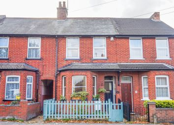 Thumbnail 3 bed cottage for sale in Limbury Road, Luton