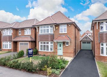 4 bed detached house for sale in Glover Close, Weldon, Ebbsfleet Valley, Swanscombe DA10