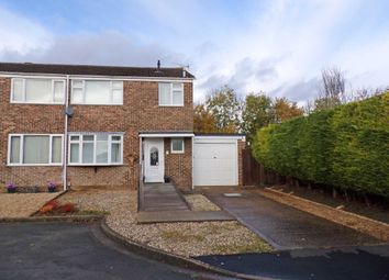 Thumbnail 3 bed semi-detached house for sale in Anson Way, Bicester