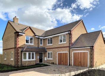 Thumbnail 5 bed detached house for sale in New Road, Weston Turville
