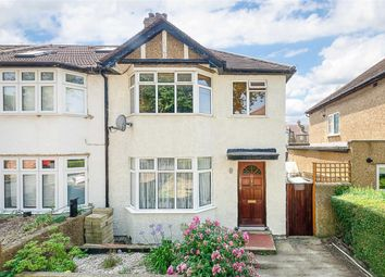 Thumbnail 3 bed end terrace house for sale in Kingsdown Road, Cheam, Surrey