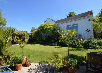 Thumbnail 4 bed detached bungalow for sale in Villiers Close, Plymouth, Devon