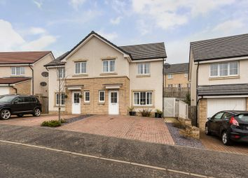 Thumbnail 3 bedroom semi-detached house for sale in Hilton Road, Cowdenbeath, Fife