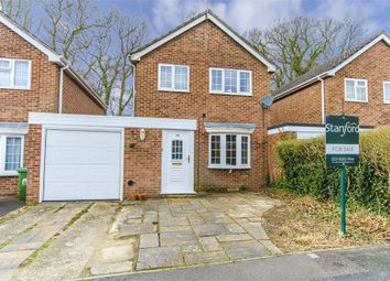 Thumbnail 3 bed detached house for sale in Goldcrest Gardens, Lordswood, Southampton, Hampshire