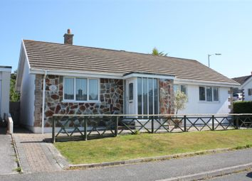 Thumbnail 3 bed detached bungalow to rent in Tretherras Road, Newquay