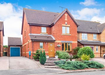 Thumbnail 4 bed detached house for sale in Priors Meadow, Southam